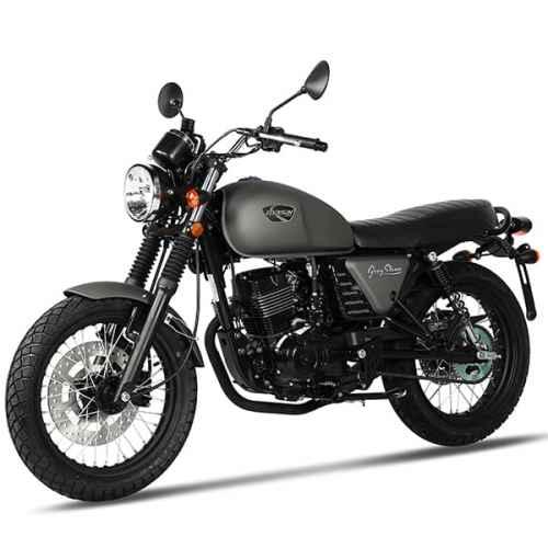 GREYSTONE 125cc